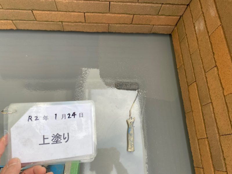 リフォーム施工中棟修復工事、外壁塗装工事【185】神奈川県茅ケ崎市N様