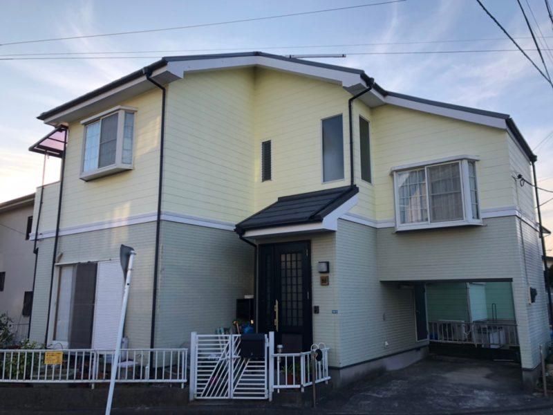 屋根重ね葺き工事【184】横浜市港南区K様