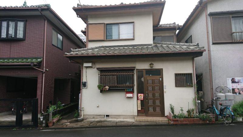 施工前外壁塗装【188】神奈川県相模原市S様