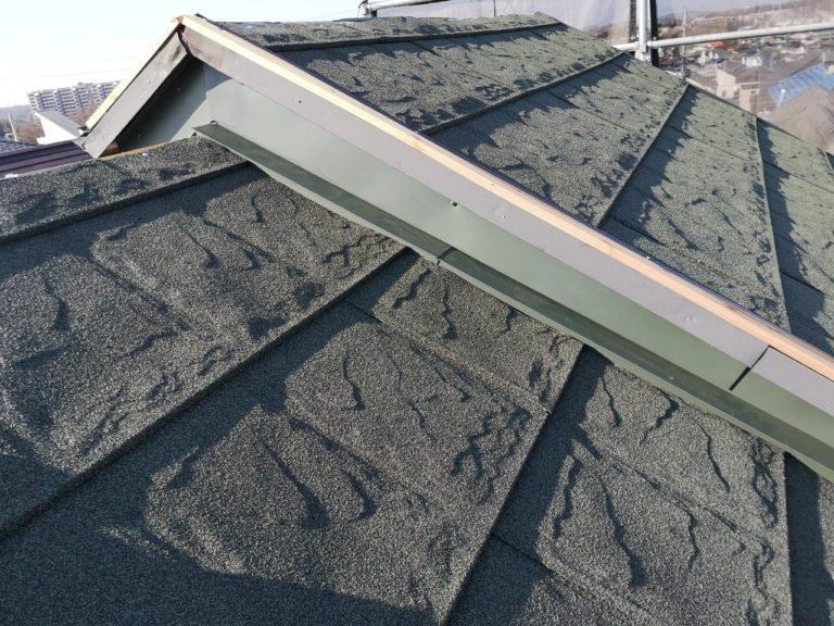 施工後屋根重ね葺き工事、外壁塗装工事【191】川崎市麻生区K様