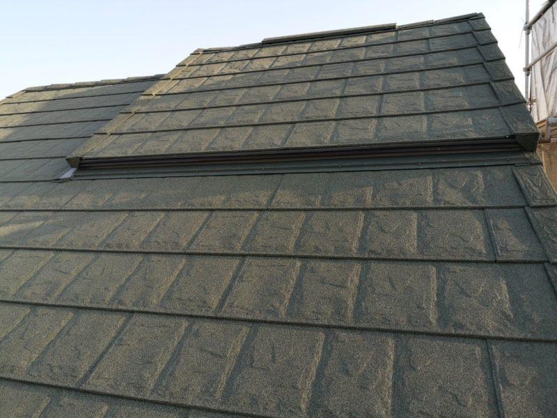 屋根重ね葺き工事、外壁塗装工事【191】川崎市麻生区K様