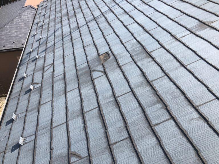 施工前屋根重ね葺き,外壁塗装【210】横浜市緑区
