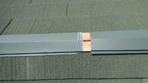 リフォーム施工中屋根重ね葺き,外壁塗装【210】横浜市緑区