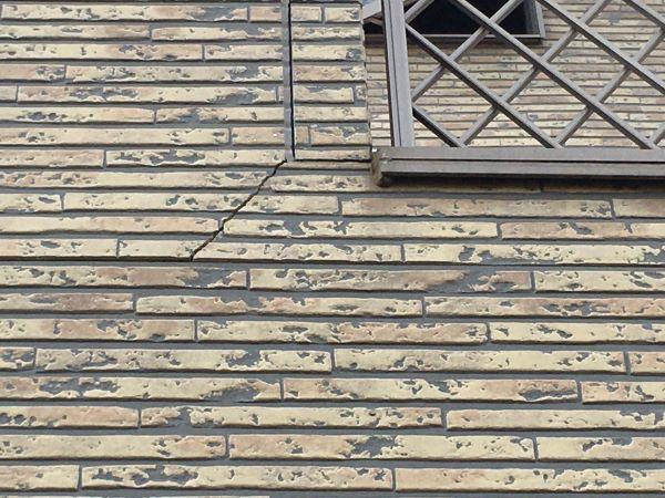 施工前外壁塗装工事、屋根補修工事、雨樋交換工事【243】