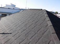 屋根重ね葺き工事、部分塗装工事【242】