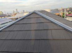屋根重ね葺き工事,外壁塗装工事等【269】横浜市保土ヶ谷区