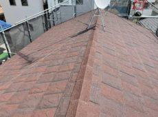 屋根重ね葺き工事、外壁塗装工事、雨樋交換工事【270】川崎市中原区