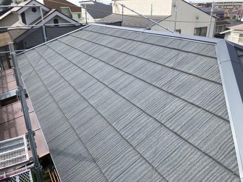 外壁塗装工事、屋根葺き替え工事【281】横浜市都筑区