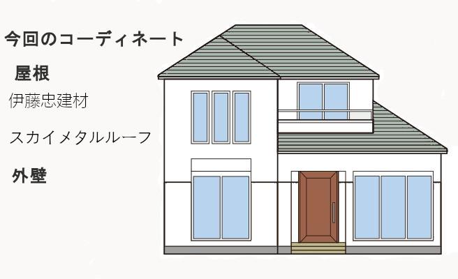 イラスト屋根重ね葺き工事【286】千葉県市原市