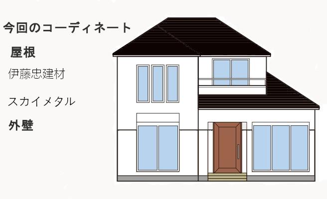 イラスト屋根重ね葺き工事【287】横浜市青葉区