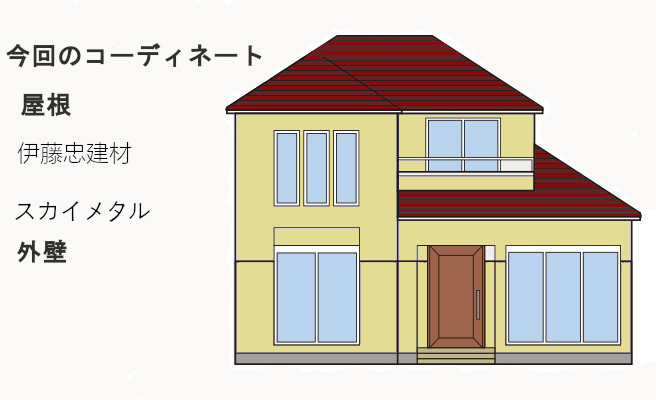 イラスト屋根重ね葺き工事【288】横浜市青葉区
