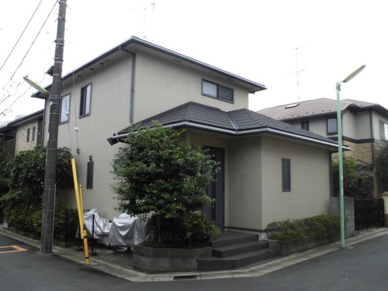 屋根重ね葺き工事【289】東京都世田谷区